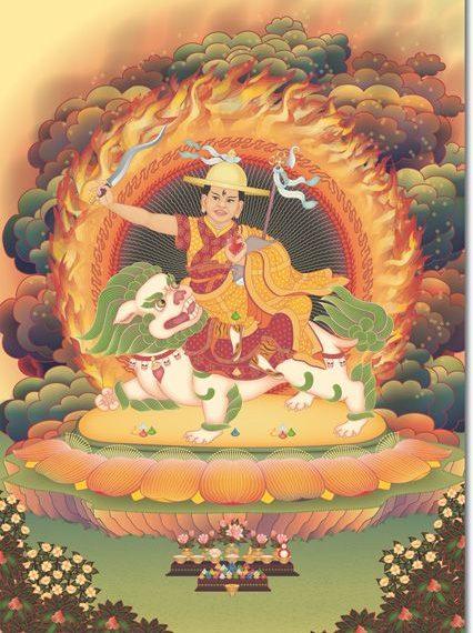 Doryhe Shugden: El Protector del Dharma