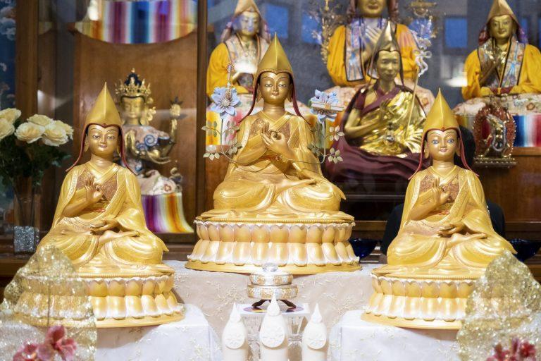 Yhe Tsongkhapa: El gran maestro budista