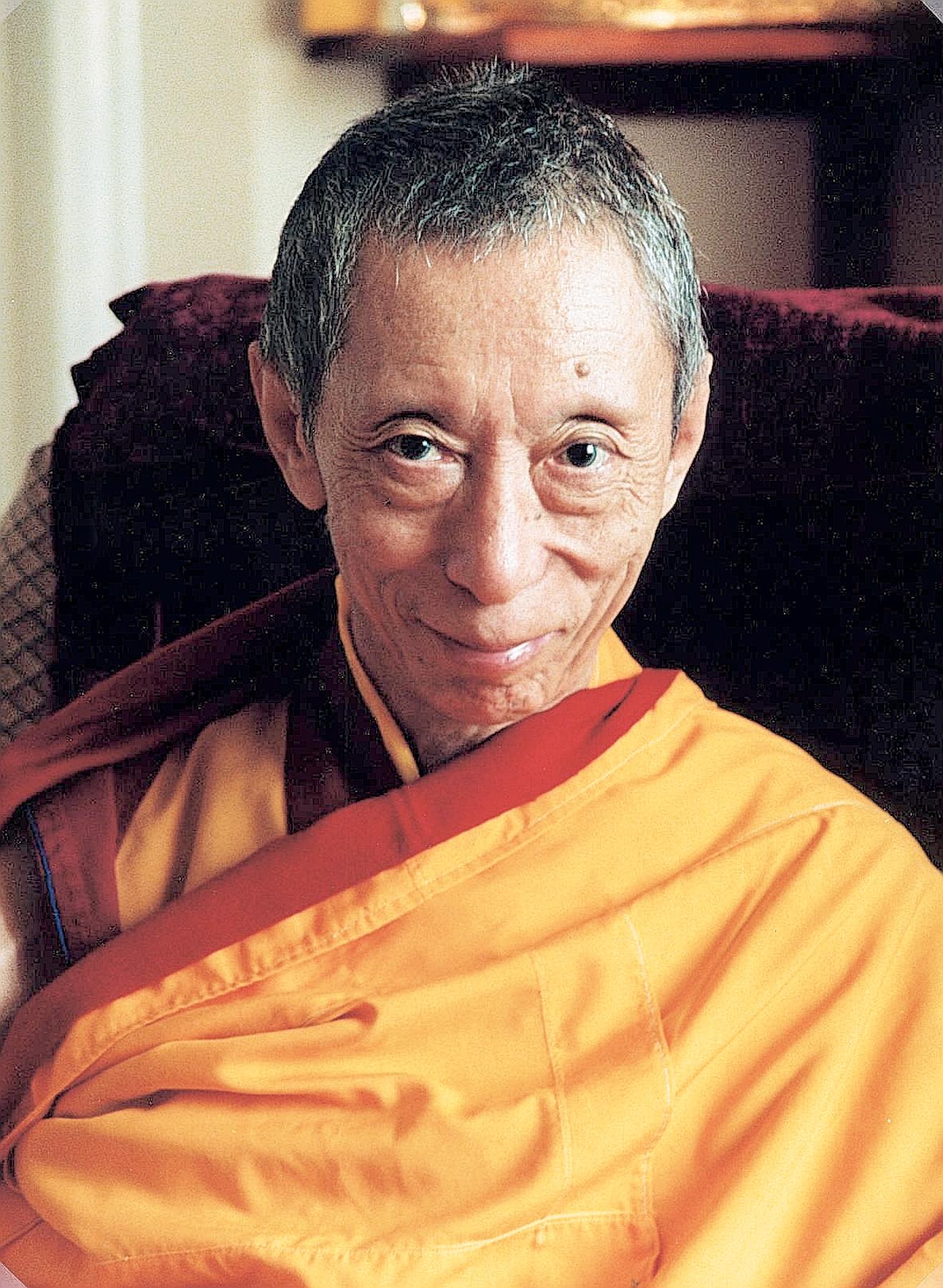 ¿Quién es Gueshe Kelsang Gyatso Rinpoche?