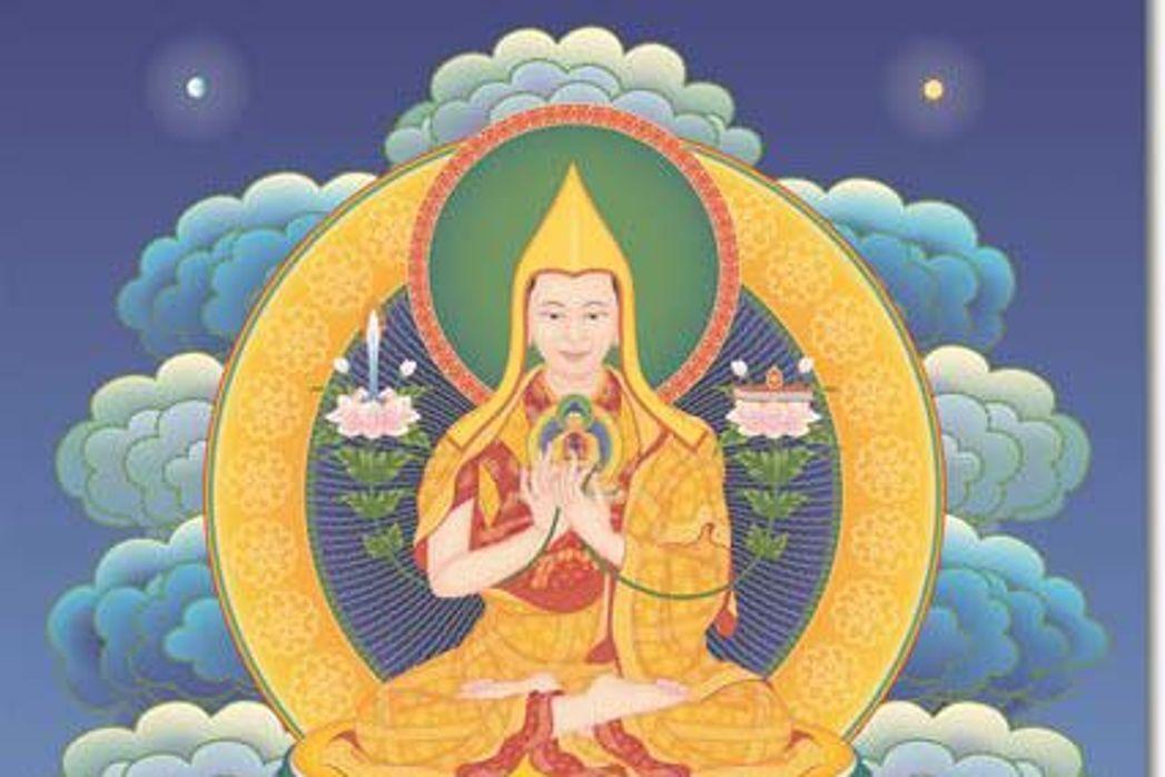 Guru Sumati Buda Heruka (1)